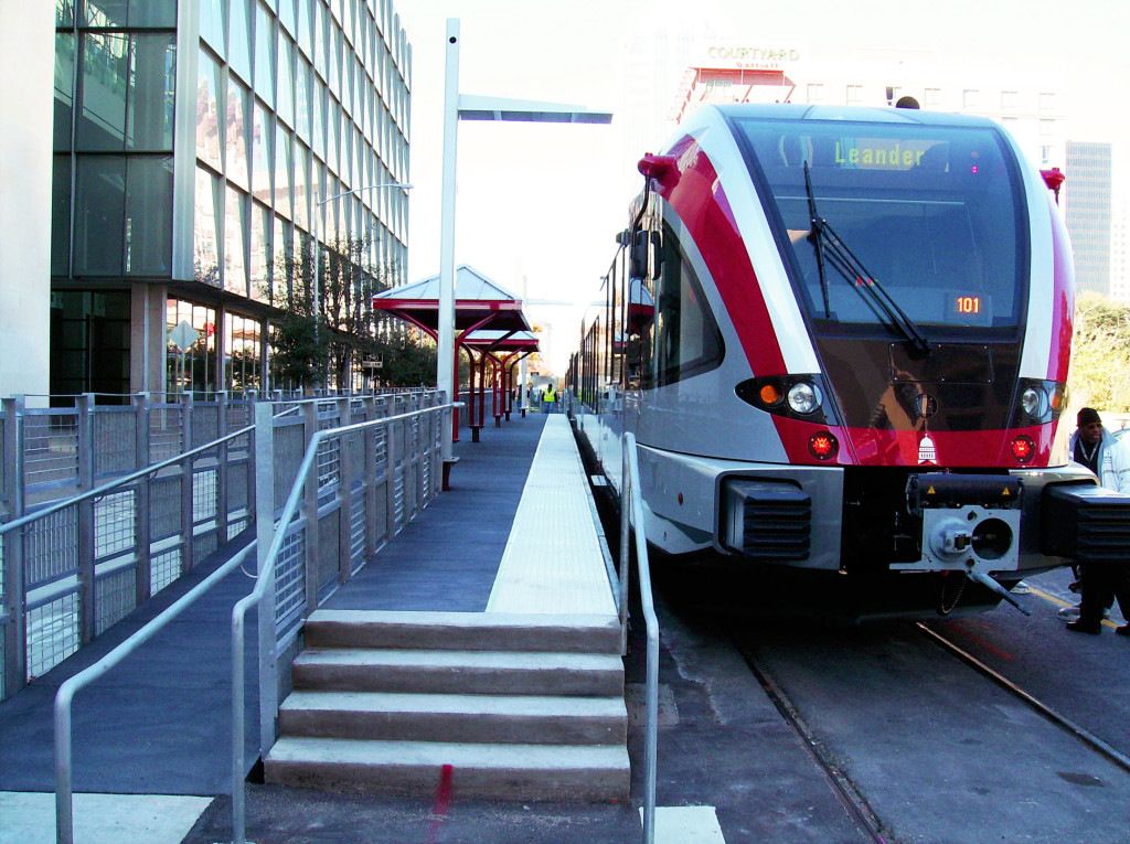 4th Street Light Rail Station