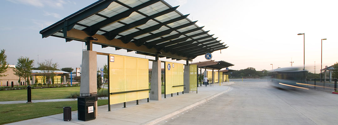 Capital Metro – South Central Transit Center