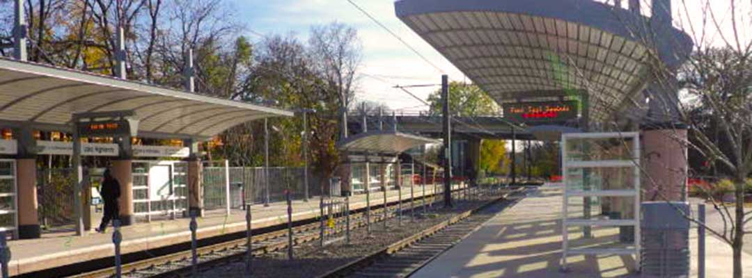 DART – Lake Highlands Station