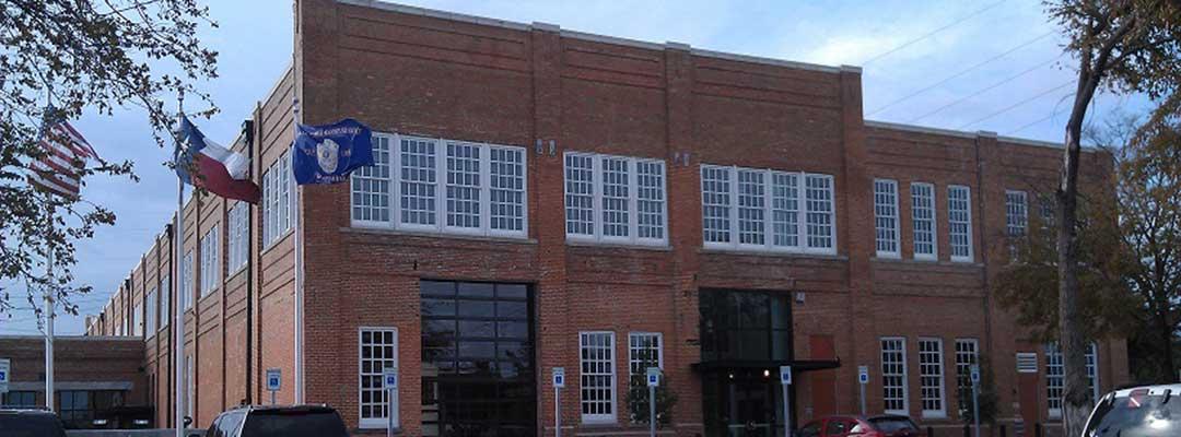 DART Police Facility – Monroe Shops