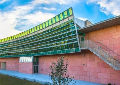 Del Mar College Music Building