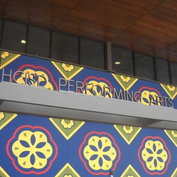 Harlingen CISD Performing Arts Center