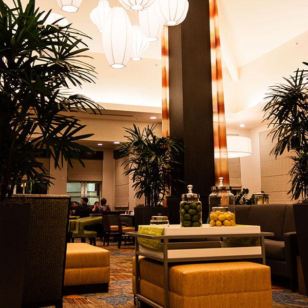 Hilton Hotels Company: Hilton Garden Inn And Lawton-Fort Sill Convention Center
