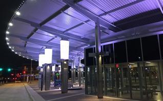 VIA transit center, Centro Plaza