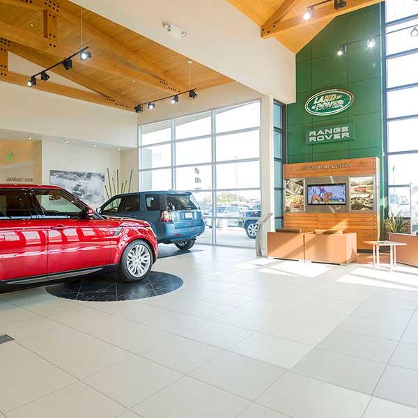 Land Rover / Jaguar Of San Juan