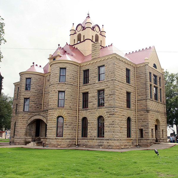 McCulloch County Courthouse