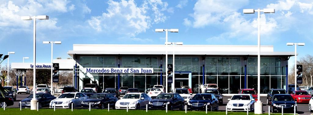 Retail division journeyman for Mercedes benz san juan texas