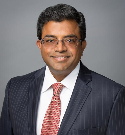 Sam Kumar - President