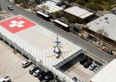 University Hospital System Heliport