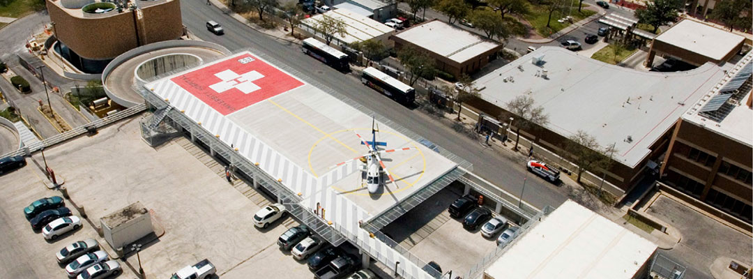 University Hospital System Heliport